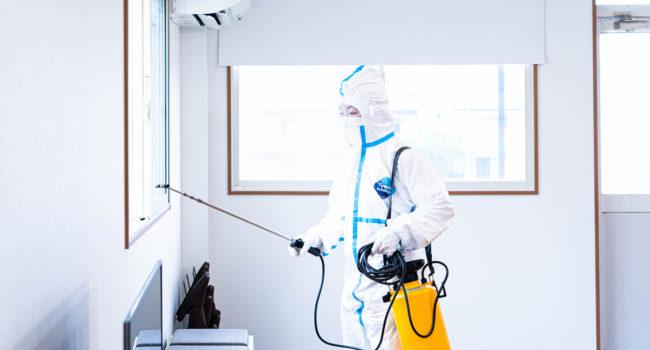 ウイルス除菌・消毒
